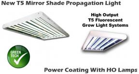 T5 Mirror Shade Propagation Light