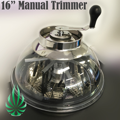 "16"" stainless manual plant trimmer"