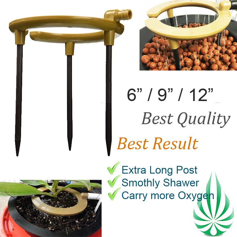 Hydroponics Feeding Ring Halo Ring