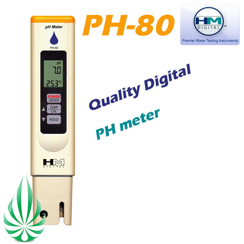 HM digital PH meter kit
