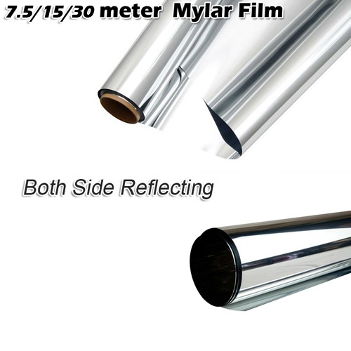 both side mirror mylar foil hydro film