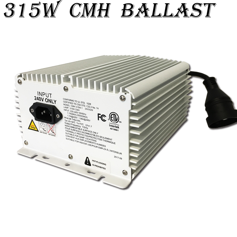 315W CMH digital ballast