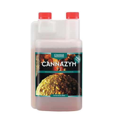 CANNA ZYM prevents bacteria and harmful mould