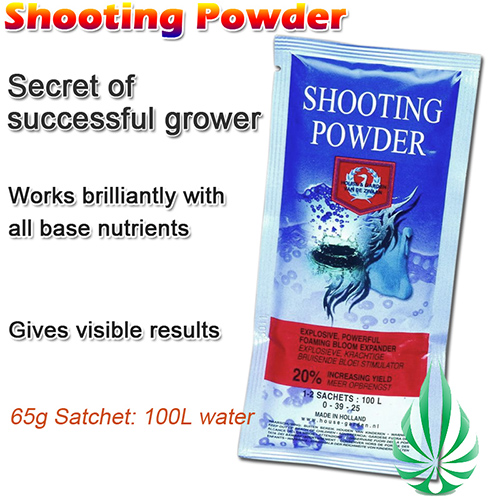 H&G hydroponics shooting powder