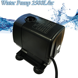 submersible water pump 2500L
