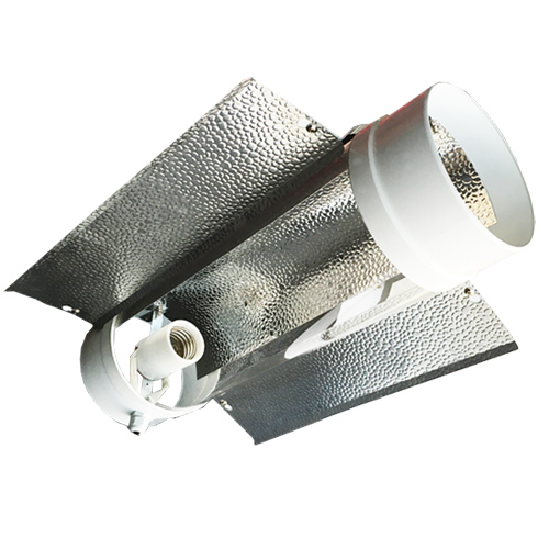 "6"" white Cool tube reflector"