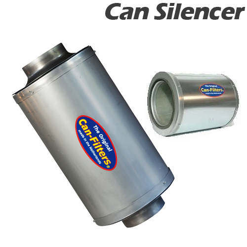 can filter can fan silencer